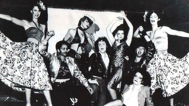1976 Publicity Photo for Wild Side Story
